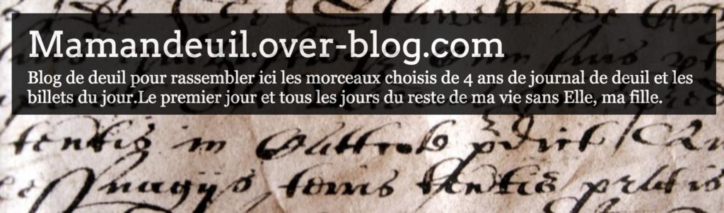 Blogues-deuil